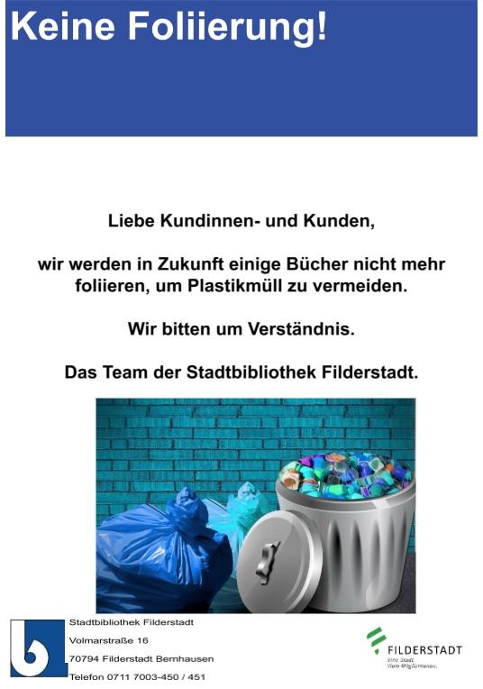 © Stadtbibliothek Filderstadt
